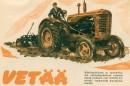 Ällistyksien aikaa traktorikaupassa
