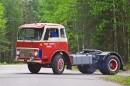 Volvo F86 - yleisavain kuljetusten maailmaan