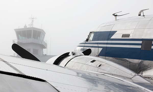 Douglas DC-3 - Lentävä Hotelli