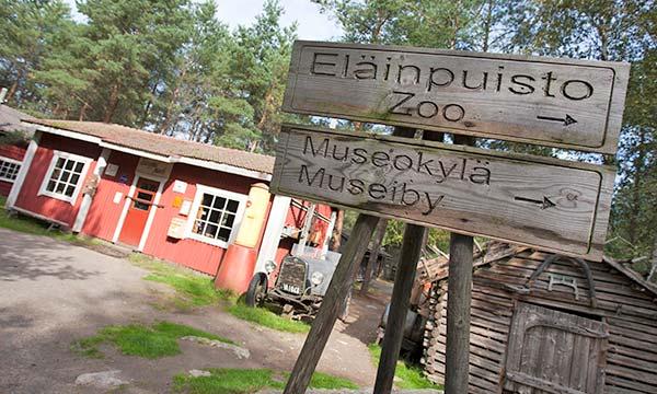 Monen idyllin museokylä