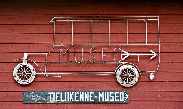 Tieliikenteen historia talteen