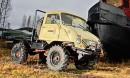 Mercedes-Benz Unimog ´61 - Terhakka telakkalainen