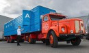 Scania-Vabis L75 -63 – Kiitolinjalla