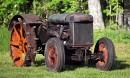 Fordson N -37 – Puolet meistä on rautaa