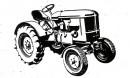 Saksalaistraktorien kirjoa 1950-luvulla