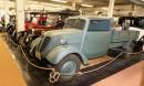 Hirvosten kokoelma – Automuseo Myllyn Vanhat Autot