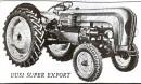 Saksalaismerkkien kato 60-luvun traktorimarkkinoilta
