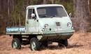 Steyr-Puch Haflinger 700 AP3 1961 – Itävallan ihmemaasturi