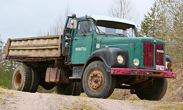 Scania 110 1968 – Sitkeä super