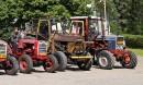 Traktorimarssi kulttuurimaisemassa