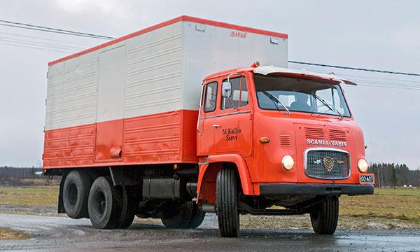 Scania-Vabis LBS76 1966 – Pattipää-Scania