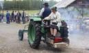 Olympia-traktorin prototyyppi – Yksi ja ainoa