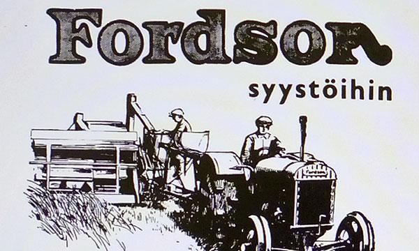 Tähän tyssäsi traktorikauppa