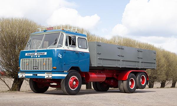 Sisu KB-112 1967 – Aikansa esikuva