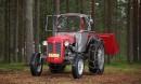 Harmaa mutta punainen – Ferguson TEA 20 1953