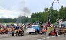 Veteraanitraktorien vetokisat, Vuolenkoski