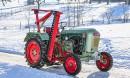 Moottorista traktoriksi – Hatz H113 1962