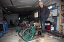 Moottoreita Amerikanmaalta – Arne Åvallin moottorikokoelma