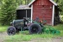 Tehtaalta pellolle – Ford AA-autotraktori