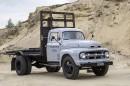 Halttusen halkokuljetin – Ford F6 1952