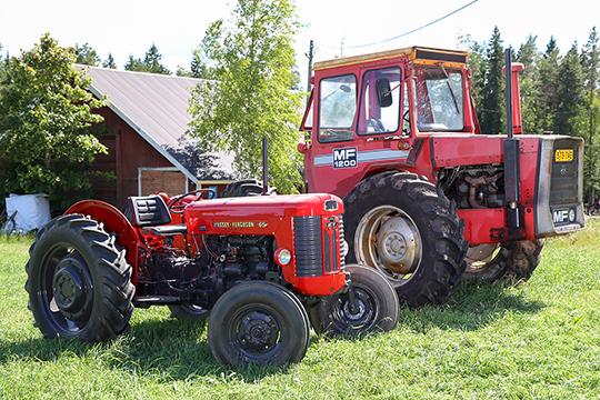 Mikkolan Massikat – Massey Ferguson 65 & 1200