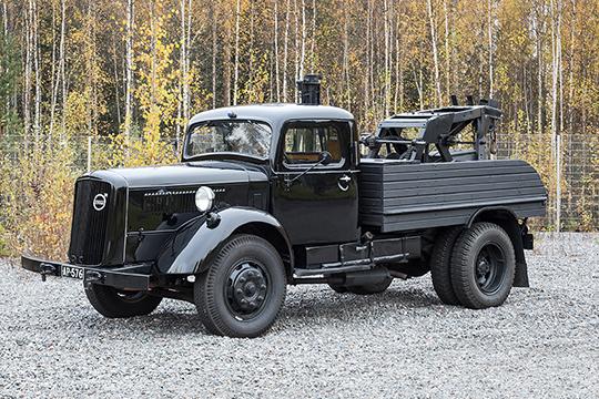 Pois tieltä – Volvo LV290 DS
