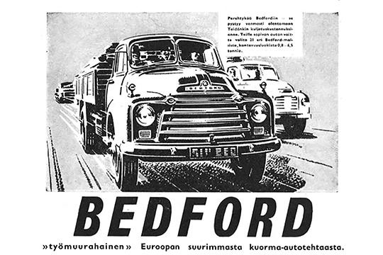 Brittiläisissä merkeissä 50-luvulla