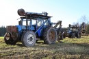 Matalapaineen keskus – Vammas-traktorikaivuri
