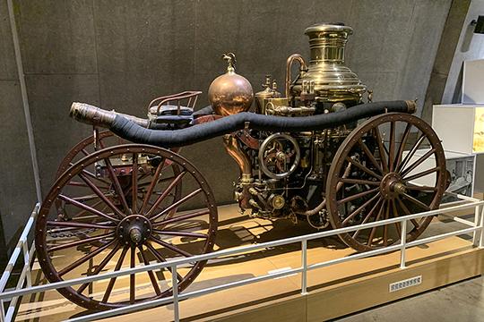 Tekniikan museo Tukholmassa
