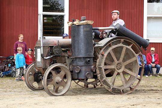 Kaikkien aikojen maatalousnäyttely, Punkalaidun