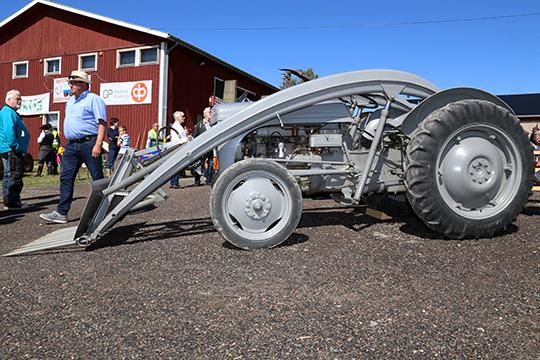 Kemiön traktorikavalkadi, Kemiönsaari