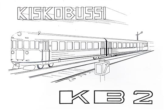 Jatkosuunnitelma – Kiskobussi KB 2