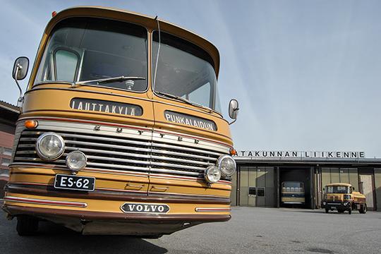 Kuuskakkonen – Volvo B58-60T Kutter 7 1969