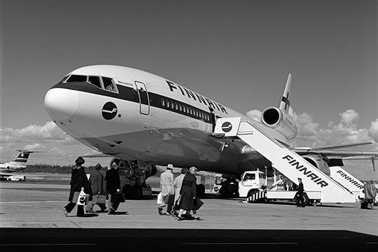 Kymppi – McDonnell Douglas DC-10