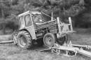 Metsätalouskoneita DDR:stä osa 1 – Karsintalaite EA 31