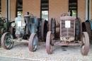 Paninin automuseon traktorit