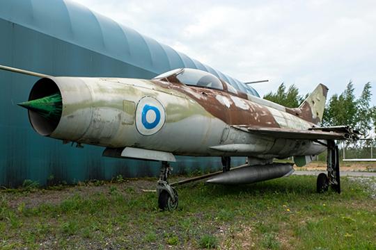 Karjalan ilmailumuseo, Lappeenranta