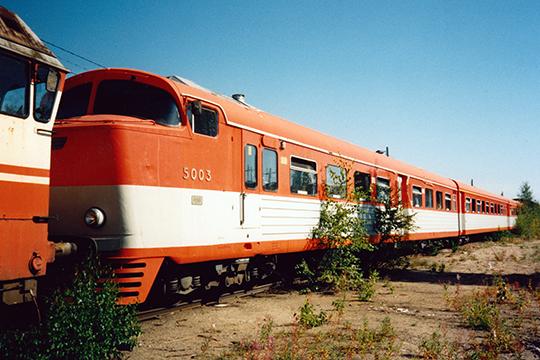 Porkkana yli kylien – Dm8- ja Dm9-dieselmoottorijunat