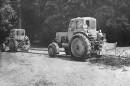 Itä-Saksan metsätyökoneet – Karsintakoneet RG 140 EA ja EA 60